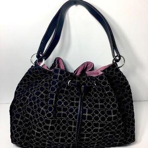 Kate Spade Brown Quilted Bucket Bag